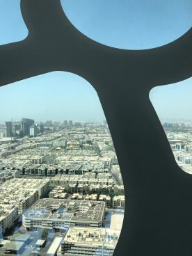 View at old Dubai