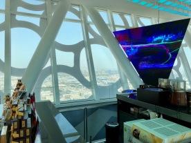 Bar at the Sky Deck