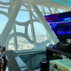 Bar at the Sky Deck