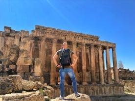 Baalbel ruins